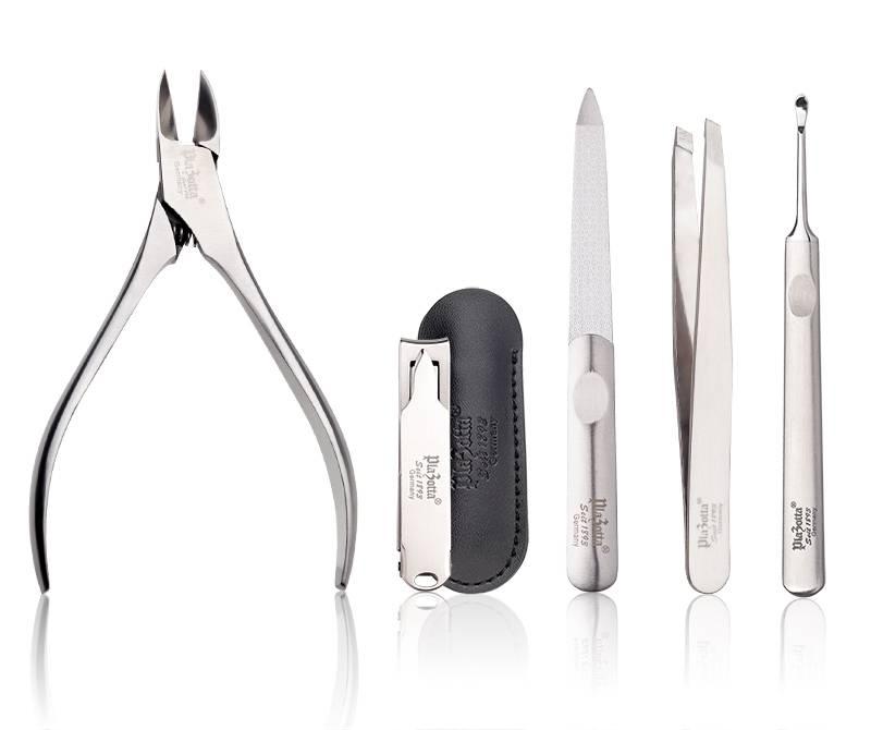 nagelpflege-nagelknipser-nagelzange-nagelfeile-pinzette-edelstahl